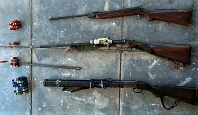 carabinieri dolceacqua, armi illegali, cronaca