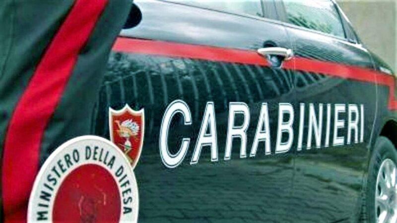 carabinieri cassine, cronaca