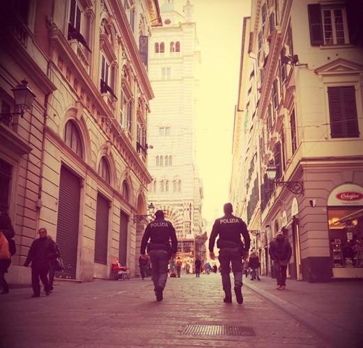 Genova. Polizia nel Centro Storico: 20 persone controllate di cui 14 pregiudicati