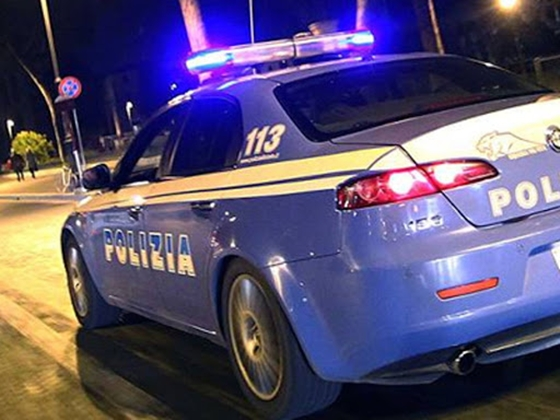 polizia genova, cronaca, centro storico genova