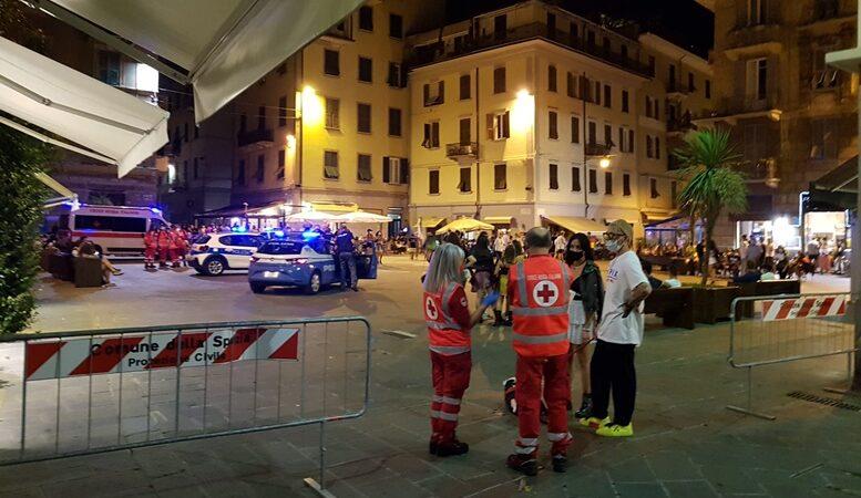 Covid, cluster La Spezia, Polizia, Finanza, Polizia Municipale, Croce Rossa