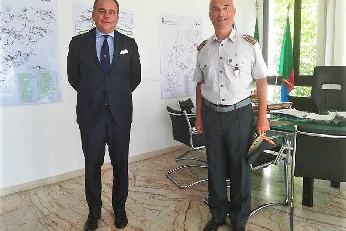 Salvatore Salvo, Pierangelo Olivieri, Giovanni Palma, provincia savona, guarda finanza savona, amministrazione