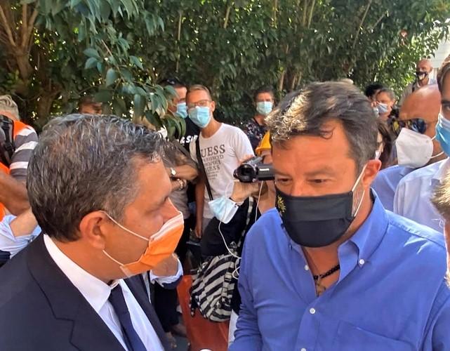 """Mugugni fra alleati. Toti """"Salvini non ha un progetto"""". Rixi (Lega): """"Senza Salvini, Toti non sarebbe dove è"""""""
