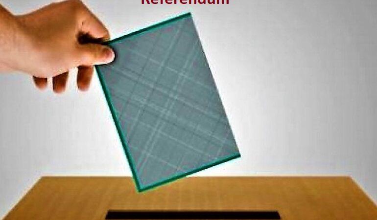 referendum, votanti domenica 20, elezioni