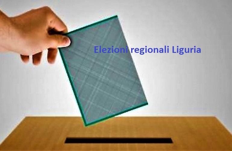 Liguria Regionali. Finora hanno votato… i dati di tutti i comuni liguri