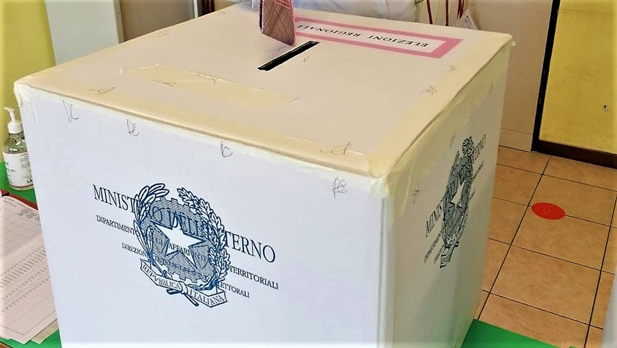 Liguria elezioni. Il voto finale a Pontinvrea, Mioglia, Urbe