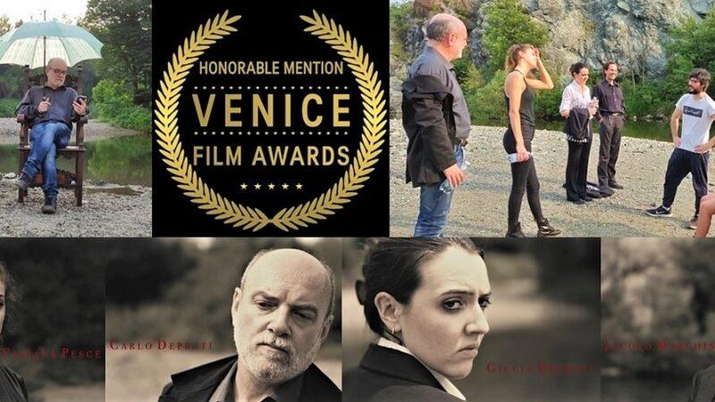 giovanni minardi, dickens serie Venice Film Awards, sassello news