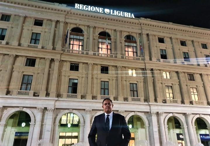 regione ligura, consiglio regionale, giovanni toti