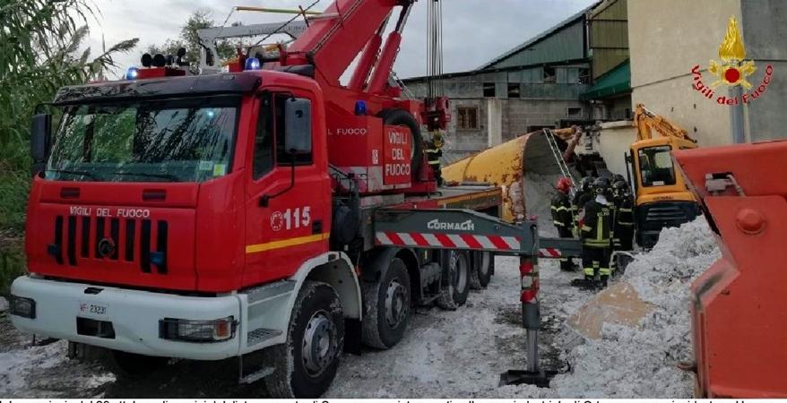Tragico incidente sul lavoro a La Spezia, muore un 37enne, lascia moglie e due figli