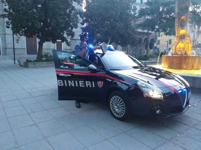 La Spezia cronaca Covid. I carabinieri controllano 500 persone e 100 esercizi pubblici, preso un positivo a passeggio