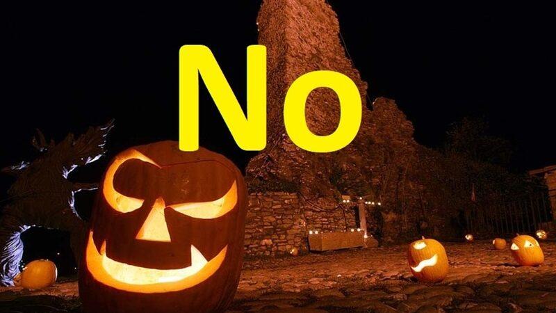 Halloween feste, Codacons Halloween, coronavirus Halloween