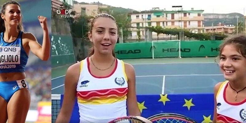 sportivo savonese, luminosa bogliolo, Vittoria Oliveri e Carola Pessina