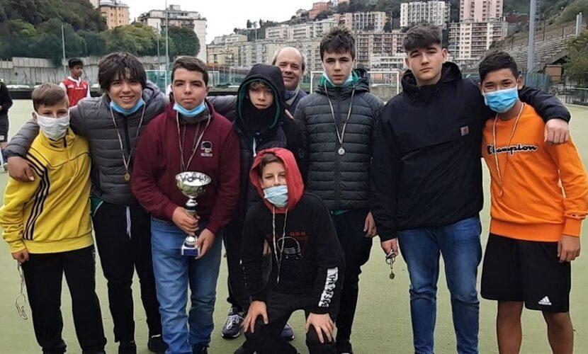 Hockey prato. Memorial Colla vince il Genova 80