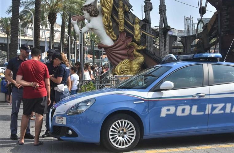 Genova cronaca brevi. Furto in panificio di piazza del Carmine e evasione dai domiciliari