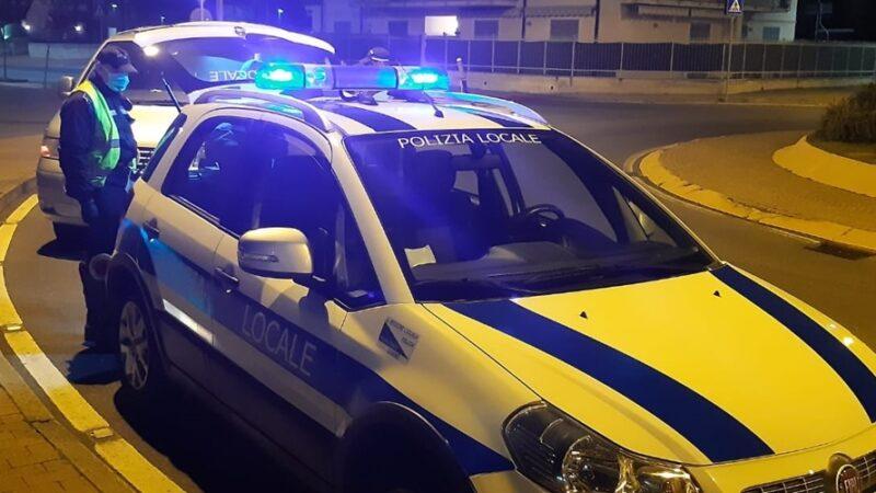assunzione polizia municipale savonese
