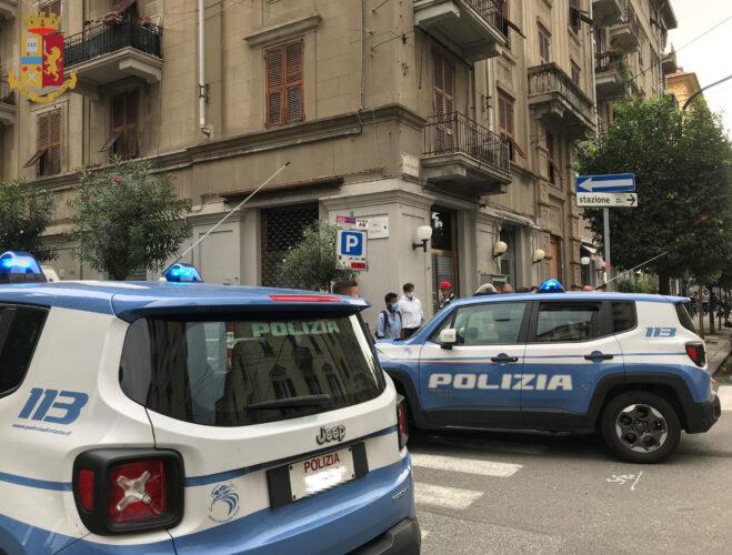 Controlli Polizia anticontagio e anticrimine anche nello spezzino, denunce e sanzioni