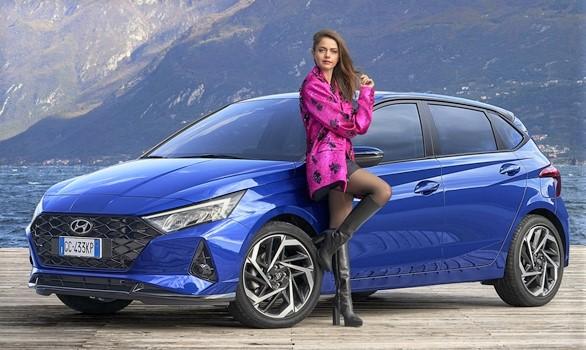 Annalisa uno tsunami vincente nella nuova campagna Hyundai