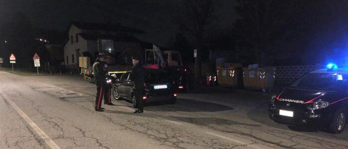 Carabinieri Acqui Terme. Rissa a Spigno Monferrato e violazioni norme anti Covid