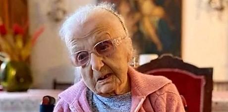 95 anni genovese, Nonna Maria dopo un mese è guarita dal Covid