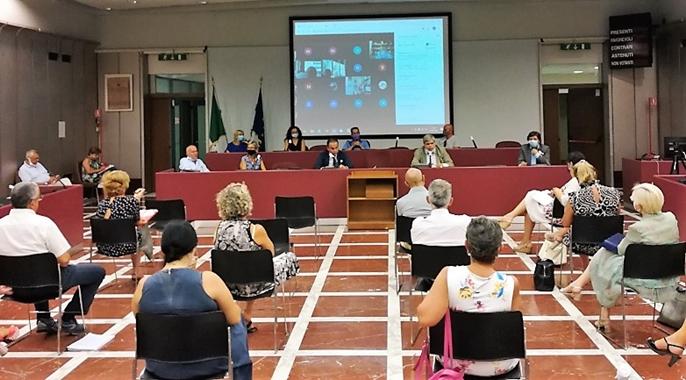 Provincia Savona. Il presidente Olivieri soddisfatto dei due anni di mandato