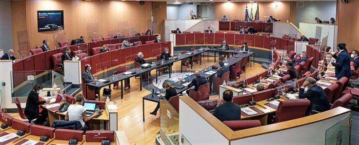 Liguria. Martedì 12 gennaio consiglio regionale