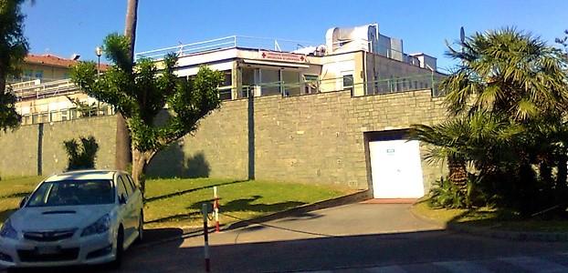 ospedale santa corona, ostetricia santa corona, pronto soccorso pediatrico, banca etica