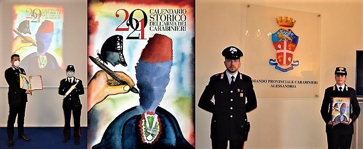 carabinieri calendario, carabinieri savona, carabinieri alessandria