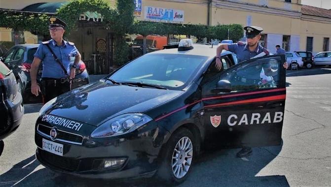 carabinieri sarzana, cronaca la spezia
