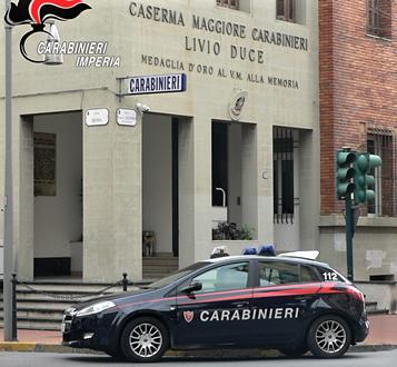 carabinieri ventimiglia, ventimiglia cronaca