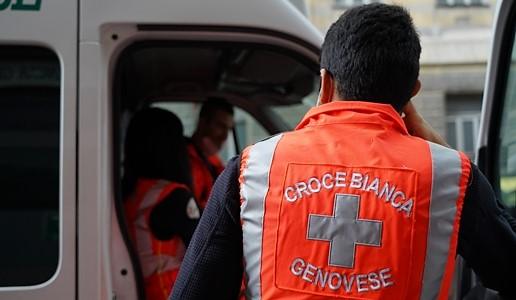 Croce Bianca Genovese, assunzione due infermieri genova