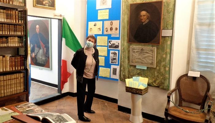 """Musei chiusi? Allora il Museo Perrando di Sassello propone una visita virtuale sulla mostra """"Sassellesi nel mondo"""""""