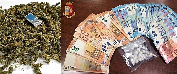 Genova cronaca breve. Usa un bar come base di spaccio, poi furti, risse, molestie, coltivazione cannabis
