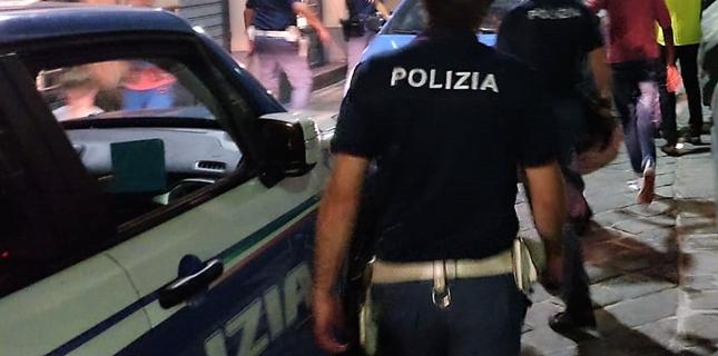 polizia genova, genova cronaca