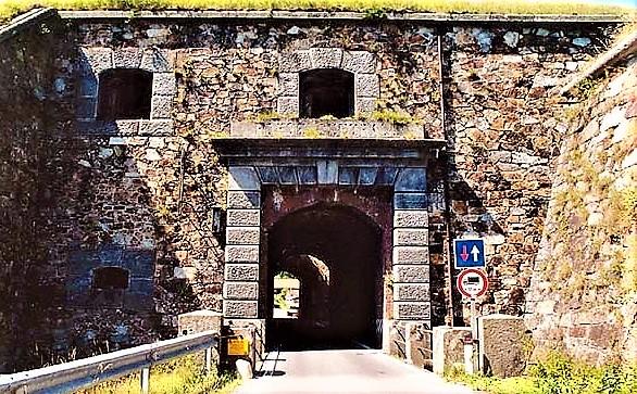 Colle del Melogno, dal 4 novembre chiuso al mattino per lavori alla galleria del Forte nel Comune di Calizzano