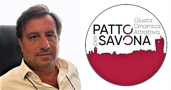 """Marco Russo lancia il """"Patto per Savona"""" e si candida per le comunali 2021"""