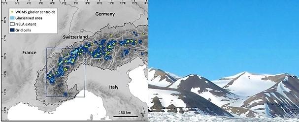 Come saranno le Alpi nel 2100? Evoluzione e scomparsa dei ghiacciai