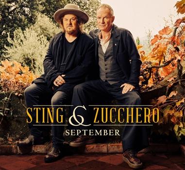 September il nuovo singolo di Sting & Zucchero anticipa l'album Doc Deluxe