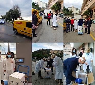 vaccino anti covid, presidi di somministrazione