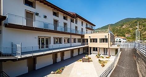 Decine di casi positivi alla Residenza Protetta di Villa degli Abeti a Bardineto (Savona)