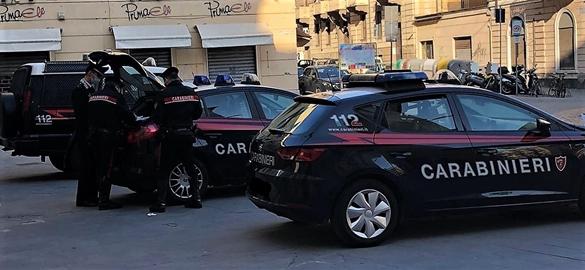 carabinieri acqui terme, acqui terme cronaca, furto chitarra