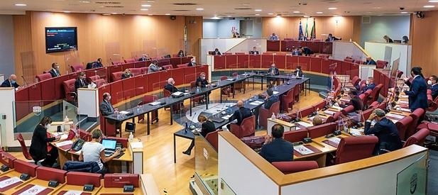 consiglio regionale, regione liguria bilancio