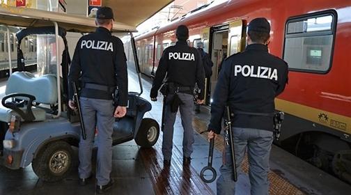 Albenga, dopo l'aggressione a un capotreno non si presenta alla firma, arrestato