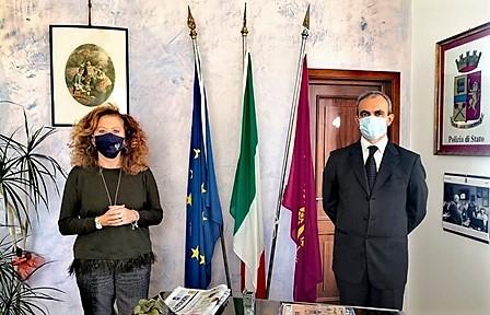 Questura Savona. Agostino Gallo nuovo vicario, sostituisce Maria Grazia Corrado che va a Perugia