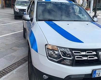 alassio cronaca, polizia municipale alassio