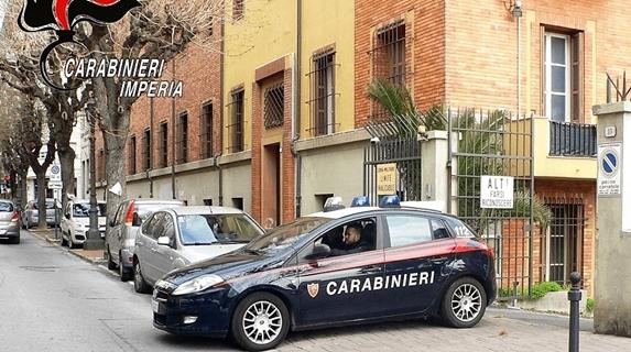 carabinieri imperia, imperia cronaca