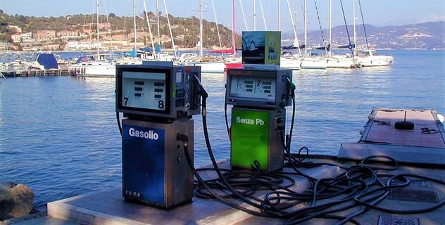 aumento benzina e gasolio