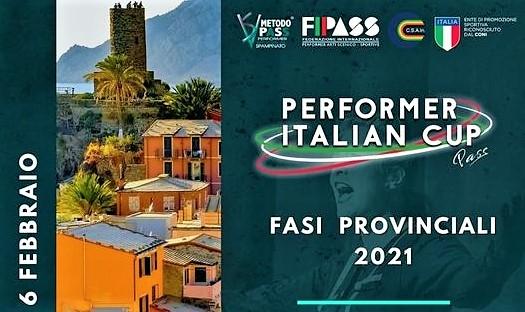 Performer Italian Cup, savona campionato performer