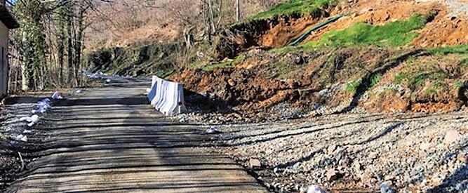Coldiretti: Rendere sicuri 750 km di strade provinciali savonesi