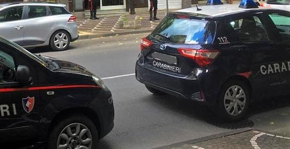 carabinieri albisola, furto albissola