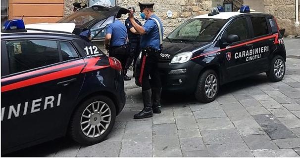 carabinieri concorso ufficiali Modena